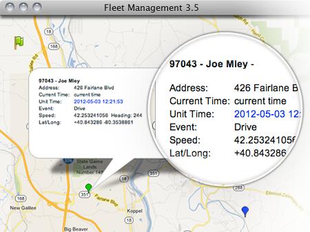 Tour Fleet Track GPS's Software - FleetTrackGPS com